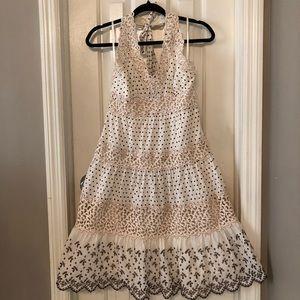 BCBG halter dress! Prefect for summer! Size 4